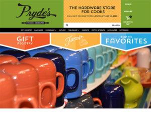 Pryde's Kitchen & Necessities